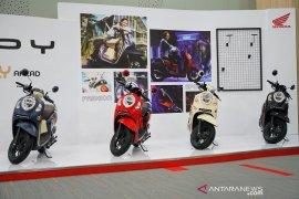 Fitur dan penyegaran All New Honda Scoopy 2020