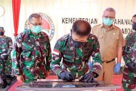 Pangdam XII/Tanjungpura resmikan Laboratorium PCR di Rumkit Kartika Husada