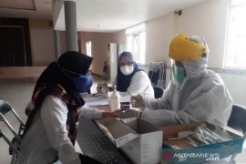 "ASN - THL Polbangtan Medan ""Rapid Test"" massal"