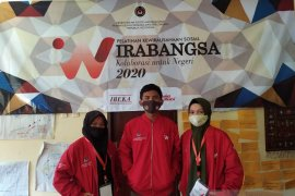 Polbangtan Medan selesai ikuti pelatihan Wirabangsa 2020