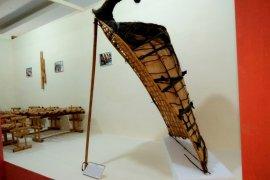 Ratusan alat musik tradisional nusantara dipamerkan di museum Siwalima Ambon