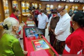 Koleksi benda pelaku sejarah di Bali dipamerkan untuk umum peringati Hari Pahlawan
