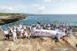 """Peserta """"We Love Bali"""" promosikan CHSE di Nusa Penida-Lembongan"""