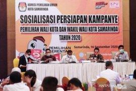 Kampanye Pilkada samarinda dijadwalkan 26 September- 5 Desember