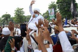 Tidak ada bukti baru, dua kasus Rizieq Shihab dihentikan