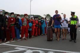 AP II: Penumpang bandara Soetta dapat jadwal ulang penerbangan