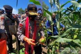 Kapolda Maluku: Kampung Tangguh dukung masyarakat hadapi pandemi COVID -19