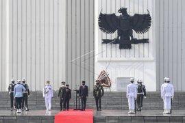 Presiden hadiri peringatan Hari Pahlawan
