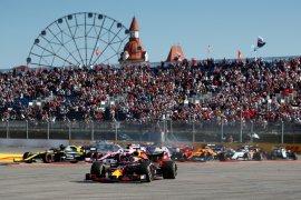 Formula 1 rilis kalender provisional 2021 dengan rekor 23 balapan, ini daftarnya