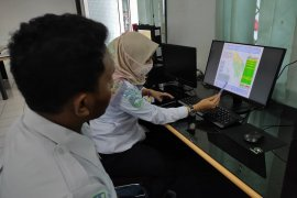 Awal November terjadi 7.016 petir di Sumut