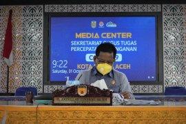 Wali Kota bertekad wujudkan Banda Aceh zona hijau COVID-19