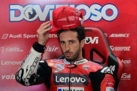 Dovizioso akhiri delapan musim bersama Ducati