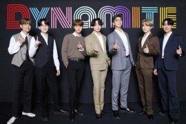 BTS kembali cetak sejarah di  Billboard Hot 100