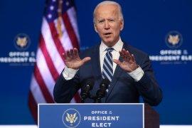 Biden sebutkan Trump memalukan karena tak mau mengaku kalah