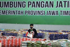Lumbung Pangan Jatim jadi kontrol inflasi daerah