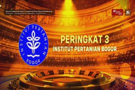 IPB, ITB dan UGM raih perguruan tinggi terinovatif 2020 versi Kemristek/BRIN