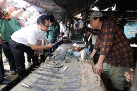 Kunjungi Cianjur, Wakil Ketua DPR RI soroti sektor pertanian
