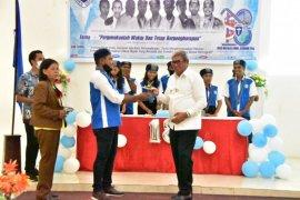 Bupati Thaher: GMKI harapan besar pemerintah dan masyarakat Malra - Tual