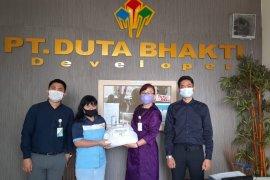 BPJAMSOSTEK Cabang Maluku serahkan bantuan promotif preventif
