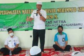 Sekda Banjarbaru imbau banyak bersyukur