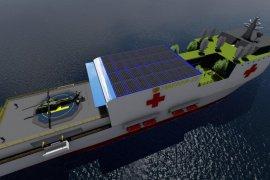 Kapal RS dan ambulans UI juara lomba desain inovasi kapal kesehatan
