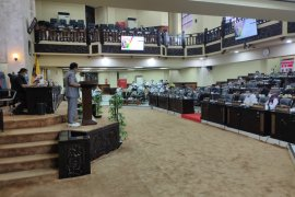 Plt Gubernur Kalsel dukung raperda pengelolaan jasa lingkungan