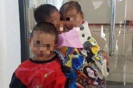 Tiga anak terlantar ini alami kekerasan fisik bila tak mencuri