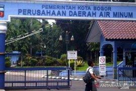 PDAM Tirta Pakuan Kota Bogor tutup sementara karena ada empat pegawai positif COVID-19