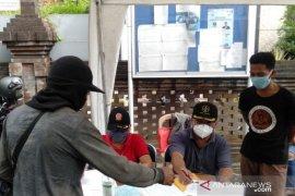 Tim Yustisi Denpasar adakan sidak masker