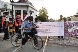 Daop Madiun catat 38 kasus kecelakaan di jalur kereta selama Januari-Oktober