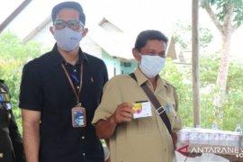 Bupati Bangka apresiasi PT Timah bantu warga dikarantina