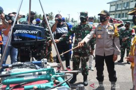 Korem 133/NW siap dukung pemda menanggulangi bencana di Gorontalo