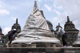 Kuota pengunjung Candi Borobudur ditambah