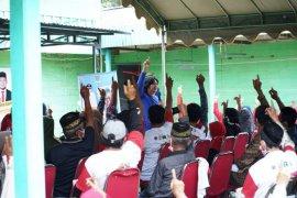 Kampanye SHM-MAR disambut meriah warga