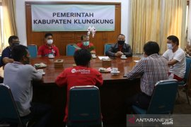 Bupati Klungkung: Telkom segera sambungkan kabel laut ke Nusa Penida