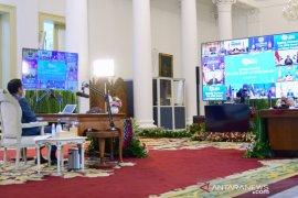 Presiden Jokowi hadiri KTT ke-37 ASEAN secara virtual