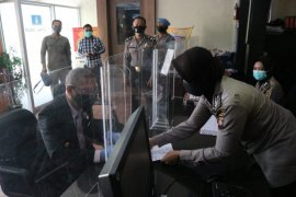 Polisi tindak lanjuti laporan Sutarmidji terkait aksi demo