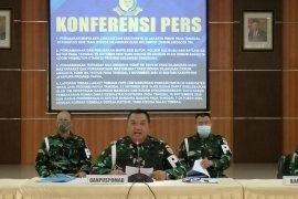 Delapan oknum TNI AD tersangka pembakaran Rumdinkes Intan Jaya
