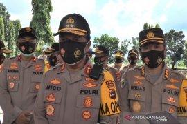 Kapolda Kalsel: Selamat Polresta Banjarmasin ungkap 42,9 kg narkoba