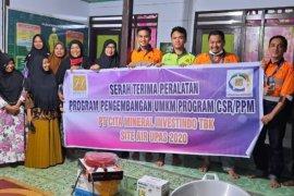 PT CMI dorong ekonomi warga sekitar perusahaan di Kecamatan Air Upas