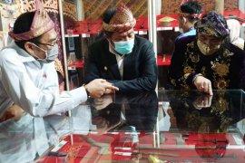 Pekan adat di Bukit Seguntang bagian pewarisan budaya