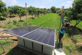 Pemanfaatan panel surya untuk pertanian