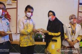 Peringatan HKN digelar virtual dan bagi-bagi masker