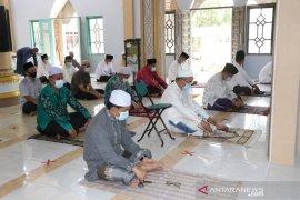 Himbauan bersama Shalat Jum'at berjamaah kembali di HSS dikeluarkan