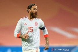 Sergio Ramos di ambang pecahkan rekor Eropa saat melawat ke Swiss