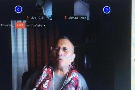 Dahlan Iskan berpesan santri di China untuk teladani Wali Songo