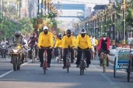 Wali Kota Madiun pastikan jalur sepeda wisata 15 kilometer selesai akhir 2020