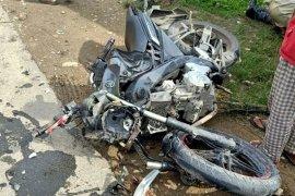 Pengendara Vixion tewas kecelakaan di Aceh Utara, begini kronologinya