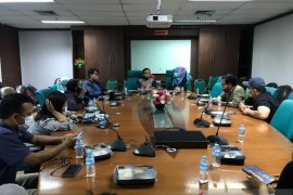 Kunjungan jurnalistik pelaksanaan FCPF Carbon Fund
