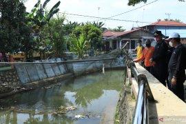 Pjs wali kota minta kebersihan Sungai Kemuning dipelihara